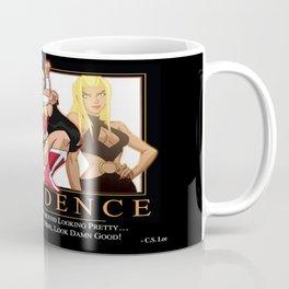 "INK-SPIRATION!: ""Confidence"" Coffee Mug"
