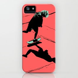 S. K. 02 iPhone Case