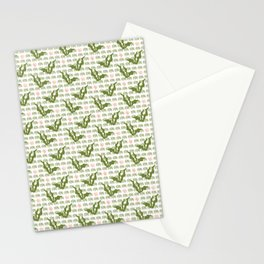 Flora of the Sea Small Prints Stationery Cards