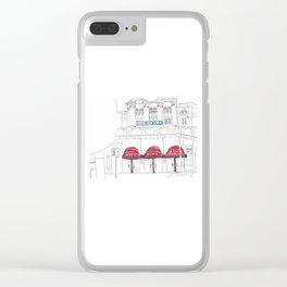 KOKO in London Clear iPhone Case