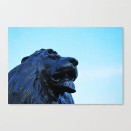 Landseer Lions Canvas Print