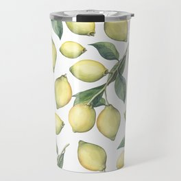 Lemon Fresh Travel Mug