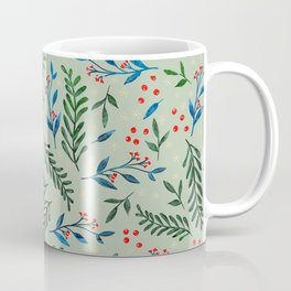 tis the season - christmas pattern Coffee Mug