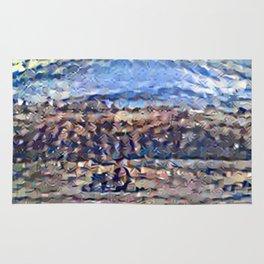 Recolored Mount Brocken Rug
