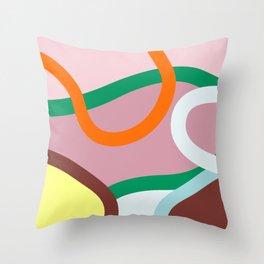 ART19-4 Throw Pillow