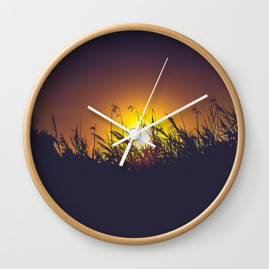 I Hope You're Not Lonely Without Me Wall Clock