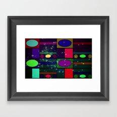Flaggo Framed Art Print