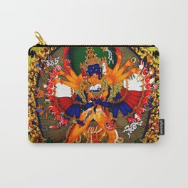 Hindu Kali 12 Carry-All Pouch