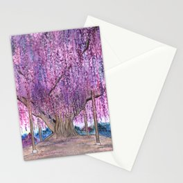 150+ Years Old Wisteria Tree – Sacred Tree Series Stationery Cards