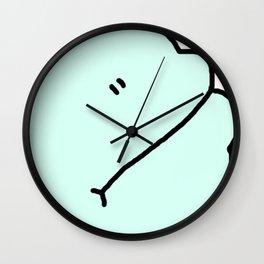 Good Dude! Wall Clock