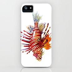 Lionfish iPhone (5, 5s) Slim Case