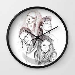 Orphan Black Wall Clock