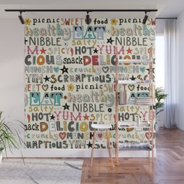 delicious Wall Mural
