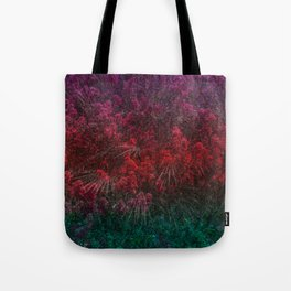 mlti brry flwr Tote Bag