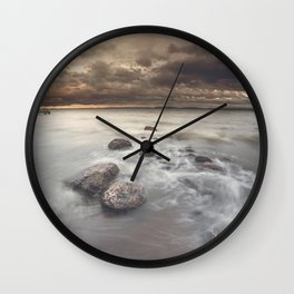 Distress signal Wall Clock
