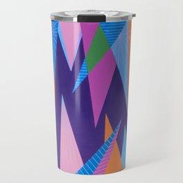 Crystal Stalagmites Travel Mug