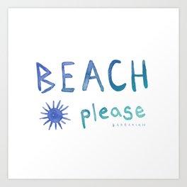 b715080c8a76f Beach Quote Art Prints