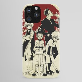 hxh iPhone Case