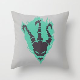 Thresh Throw Pillow