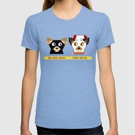 I Modified This Tube Sock T-shirt