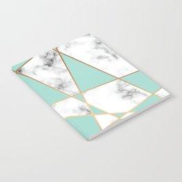 Marble Geometry 055 Notebook