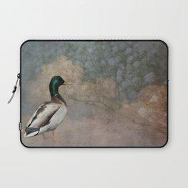 Where the Ducks go Laptop Sleeve