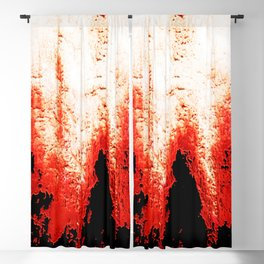 Nature abstract Blackout Curtain