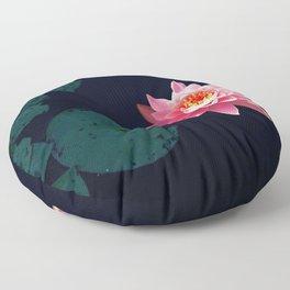 Garden Party For one Floor Pillow