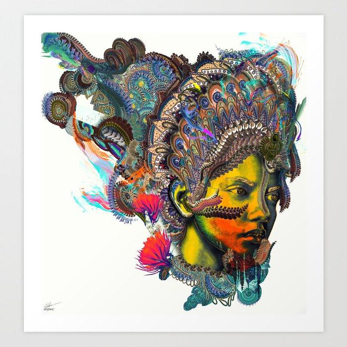Reclamations Art Print
