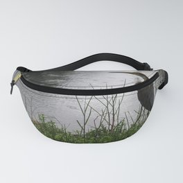 Wild Bird of Paradise Fanny Pack