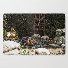 Meditate  Cutting Board