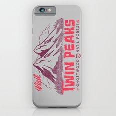 Visit Twin Peaks Slim Case iPhone 6