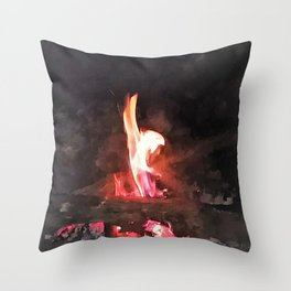 Sometimes I Think Of You And I Get The Urge To Sneeze Throw Pillow