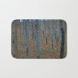 Gustav Klimt - Beech Grove Bath Mat