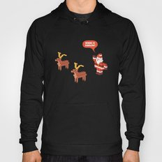 Where is Rudolph? Hoody