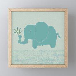 Magic Elephant Framed Mini Art Print
