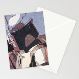 Bobba Fett | The Bounty Hunter | Star War Art Stationery Cards