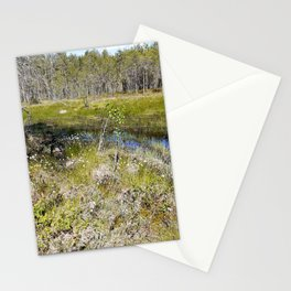 Marshes From Fairytales  Stationery Cards