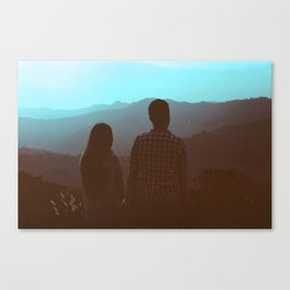 Hold On, We're Going Home Canvas Print
