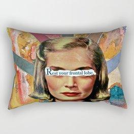 Sentience Rectangular Pillow