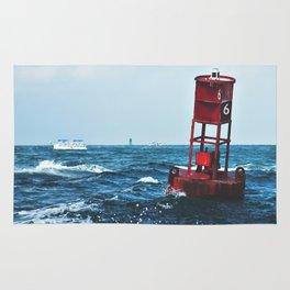 Buoy #6 Rug