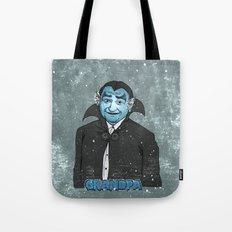 Grandpa Munster Tote Bag
