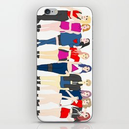 TWICE iPhone Skin