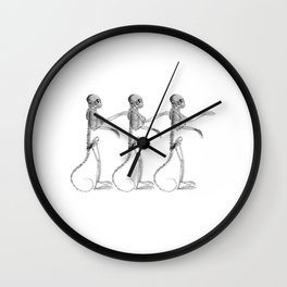 Hey Macarena! Wall Clock