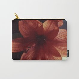 Three red flowers Carry-All Pouch