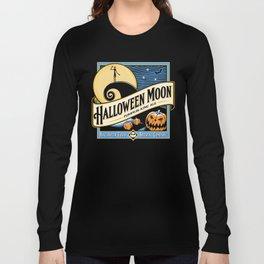 Halloween Moon Long Sleeve T-shirt