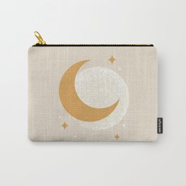Moon Sparkle - Celestial Carry-All Pouch