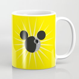 The New Death Star Coffee Mug