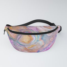 Seashell Mother of Pearl Fanny Pack