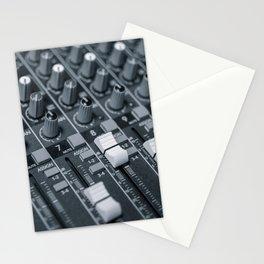 Retro mixer Stationery Cards